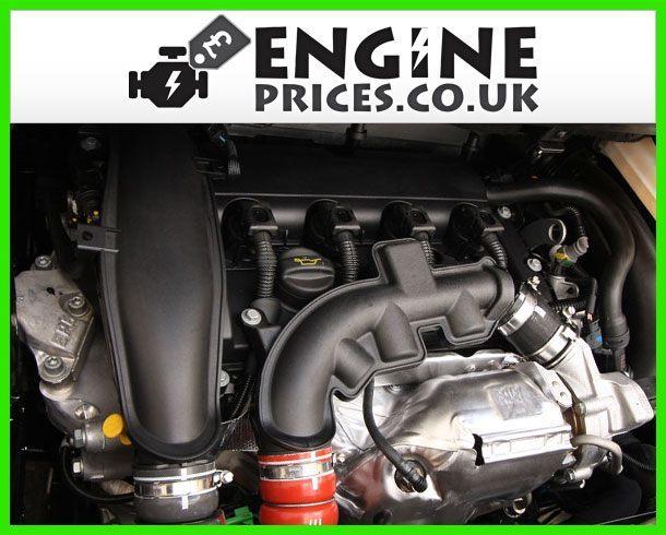 Engine For Peugeot 3008-Diesel