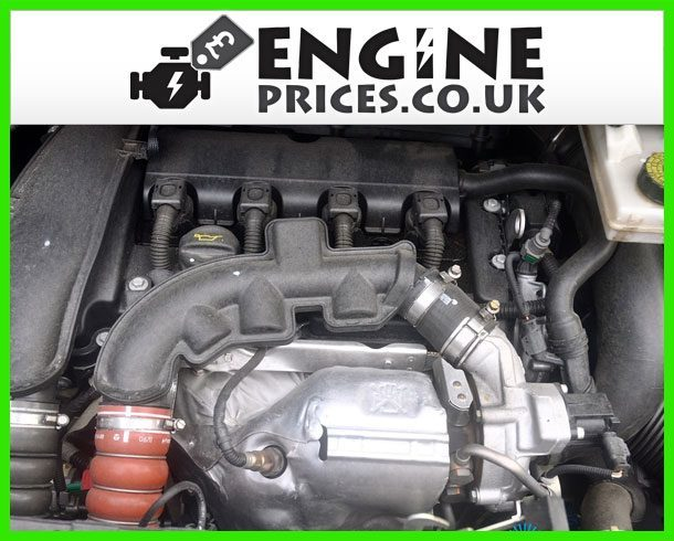 Engine For Peugeot 3008-Petrol