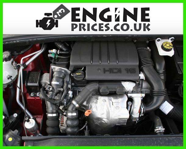 Engine For Peugeot 308-Diesel