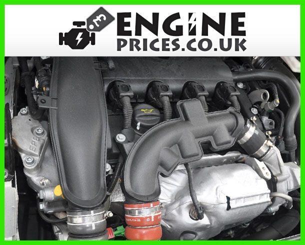 Engine For Peugeot 308-Petrol