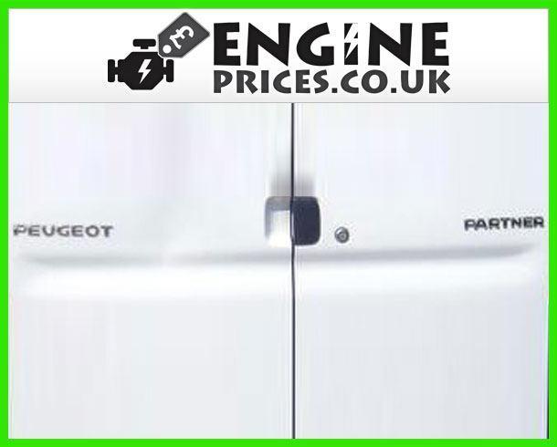 Peugeot Partner-Diesel-Van