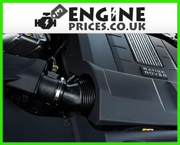 Engine For Range Rover Sport-Petrol