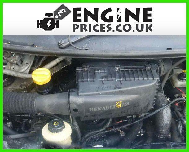 Engine For Renault Espace-Diesel