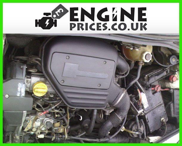 Engine For Renault Kangoo-dCi-Diesel-Van