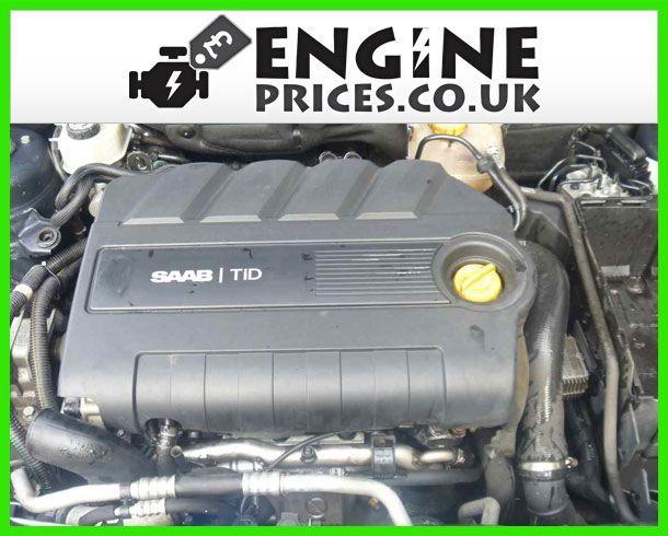 Engine For Saab 9-3-Diesel