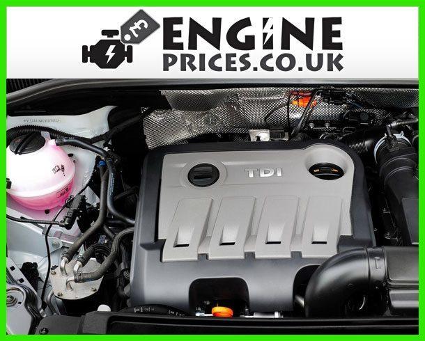 Engine For Seat Alhambra-Diesel