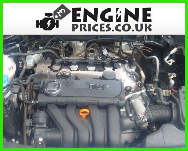 Engine For Seat Altea-Petrol