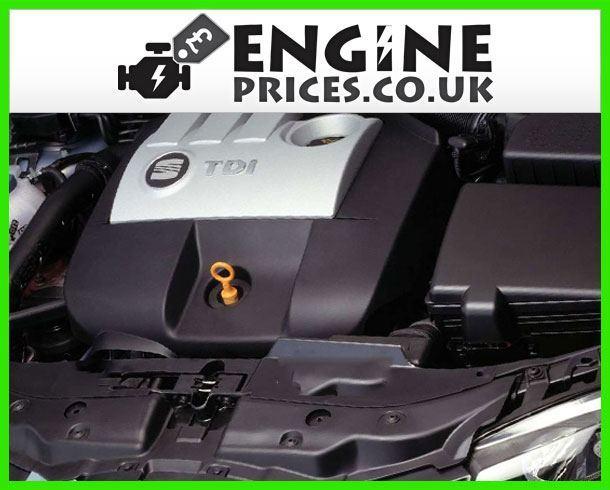 Engine For Seat Ibiza-Diesel