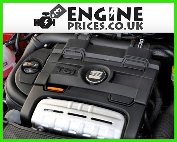 Engine For Seat Ibiza-Petrol