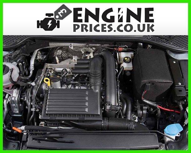 Engine For Seat Leon-Petrol