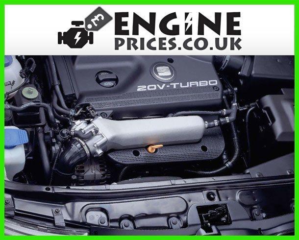 Engine For Seat Toledo--Diesel