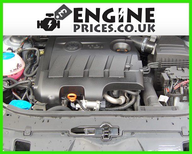 Engine For Skoda Roomster-Diesel