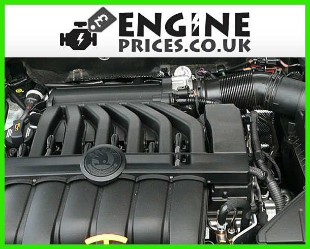 Engine For Skoda Superb-II-Diesel