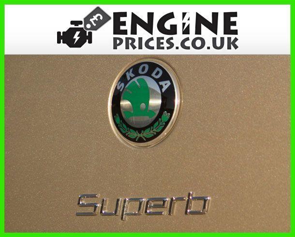 Skoda Superb-II-Petrol