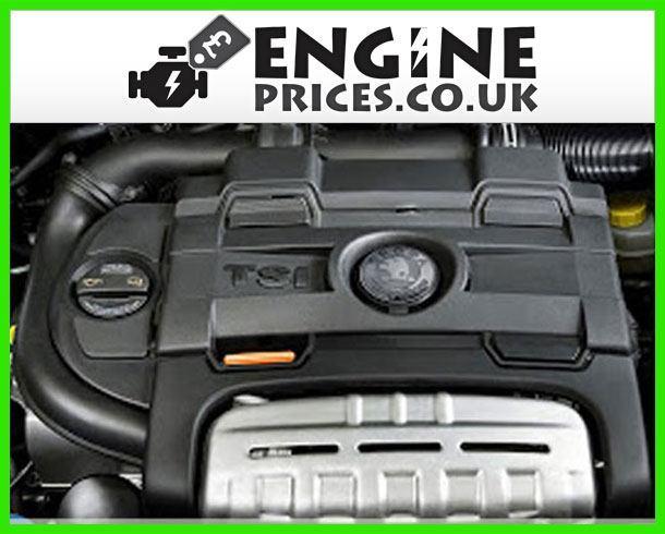 Engine For Skoda Superb-II-Petrol