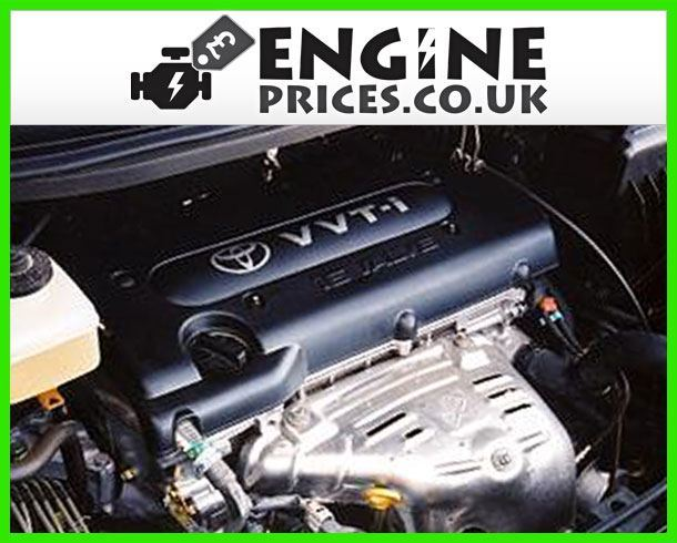 Engine For Toyota Avensis-Verso-Petrol