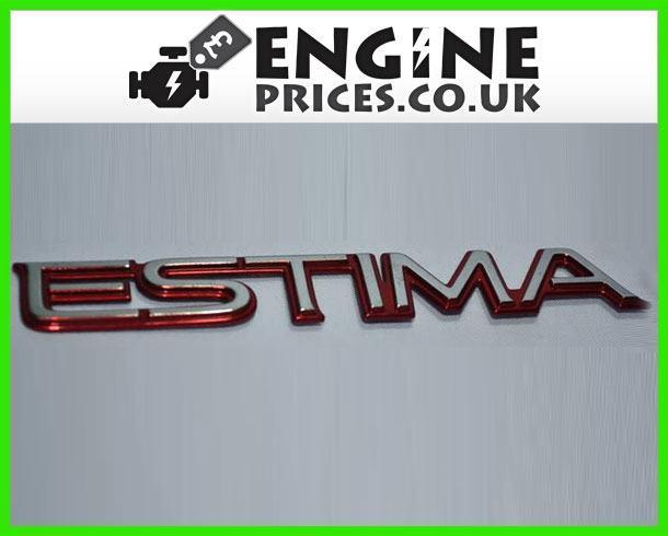 Toyota Estima-Petrol