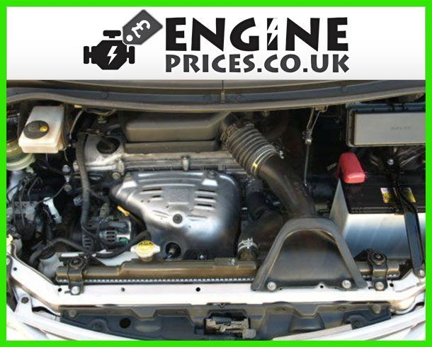 Engine For Toyota Estima-Petrol