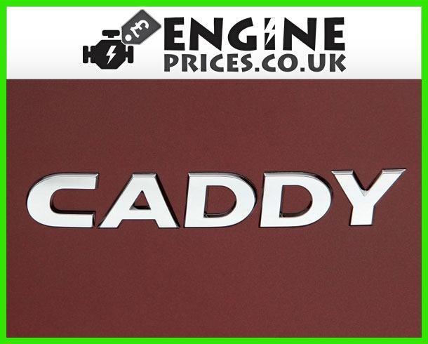 VW Caddy-Petrol