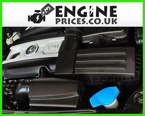 Engine For VW Sharan-Petrol