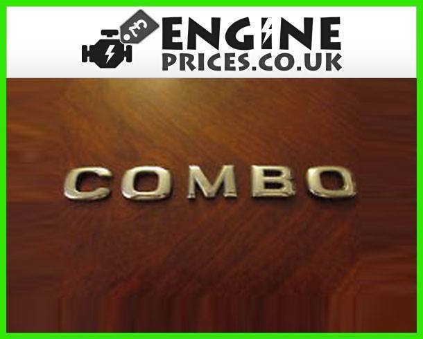 Vauxhall Combo-Petrol