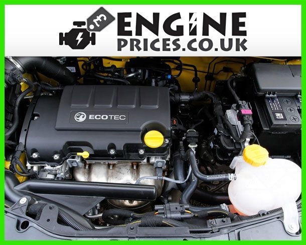 Engine For Vauxhall Corsa-Diesel