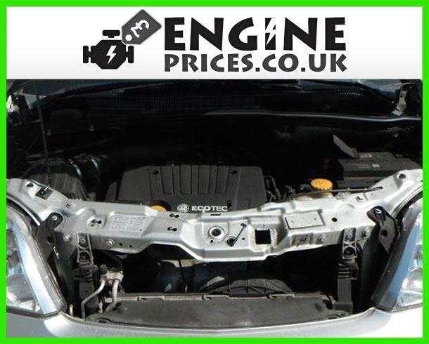 Engine For Vauxhall Meriva-Diesel