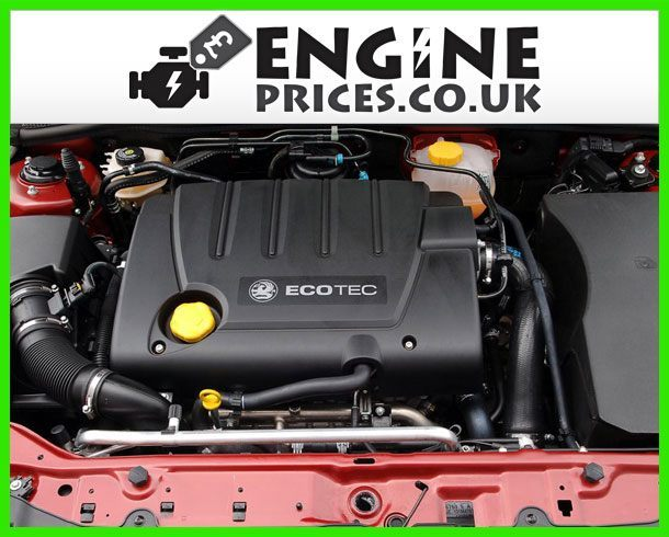 Engine For Vauxhall Vectra-Diesel
