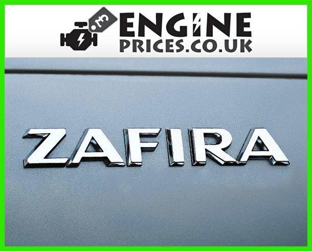Vauxhall Zafira-Petrol